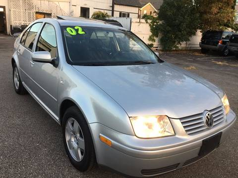 2002 Volkswagen Jetta for sale in Manchester, NH