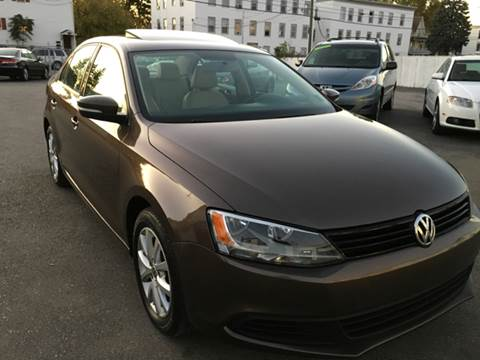 2011 Volkswagen Jetta for sale in Manchester, NH