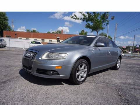 2008 Audi A6 for sale in Jacksonville, FL