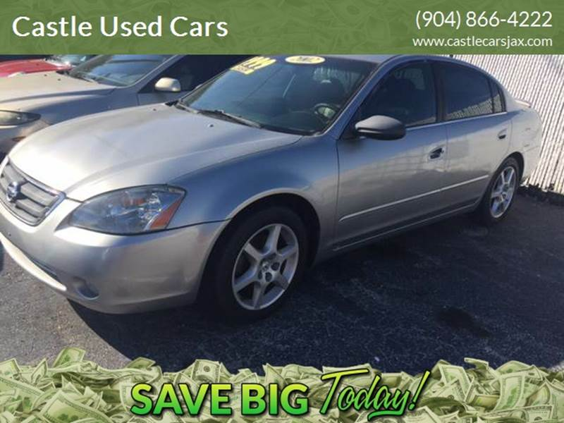 2002 Nissan Altima For Sale Carsforsale