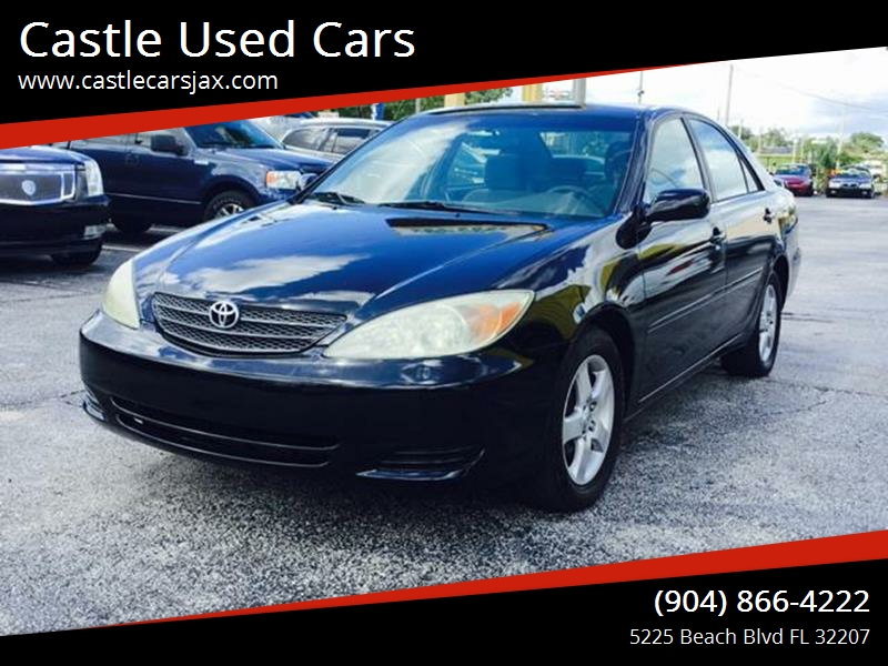 2004 Toyota Camry For Sale At Castle Used Cars In Jacksonville FL