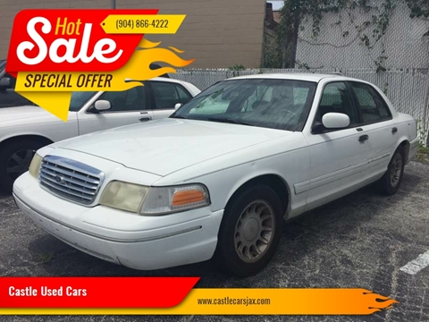 Cars For Sale Jacksonville Fl >> Ford Crown Victoria For Sale In Jacksonville Fl Castle