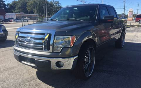 Used Trucks Jacksonville Fl >> Pickup Truck For Sale In Jacksonville Fl Castle Used Cars