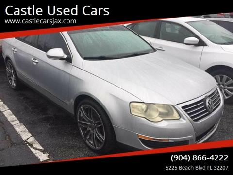 2008 Volkswagen Passat for sale at Castle Used Cars in Jacksonville FL