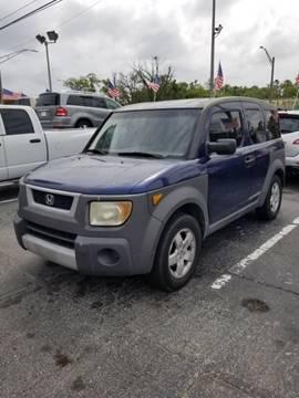 2003 Honda Element for sale in Jacksonville, FL