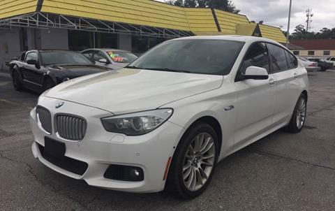 2012 BMW 5 Series for sale in Jacksonville, FL