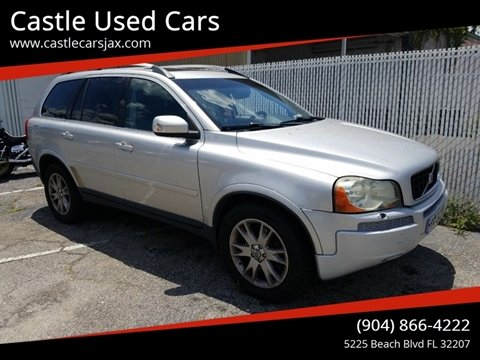 2007 Volvo XC90 for sale at Castle Used Cars in Jacksonville FL