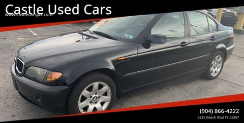 2005 BMW 3 Series for sale at Castle Used Cars in Jacksonville FL