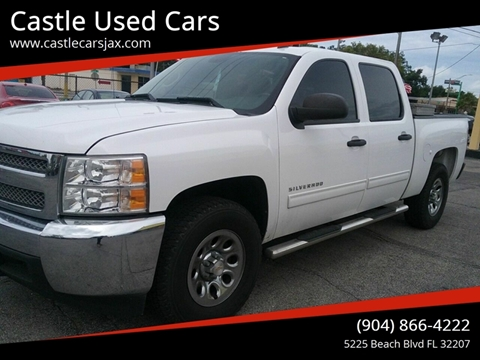 Used Trucks Jacksonville Fl >> Pickup Truck For Sale In Jacksonville Fl Castle Used Cars