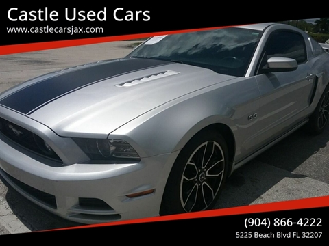 2013 Ford Mustang for sale at Castle Used Cars in Jacksonville FL