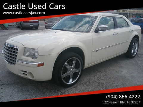 2008 Chrysler 300 for sale at Castle Used Cars in Jacksonville FL