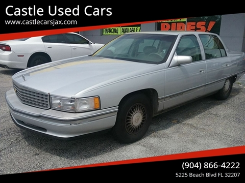 1994 Cadillac DeVille for sale at Castle Used Cars in Jacksonville FL