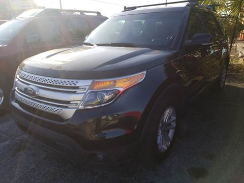 2013 Ford Explorer for sale at Castle Used Cars in Jacksonville FL