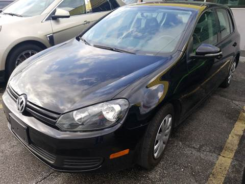 2013 Volkswagen Golf for sale at Castle Used Cars in Jacksonville FL