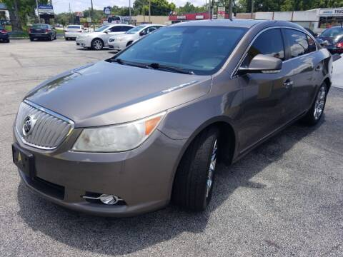 2012 Buick LaCrosse for sale at Castle Used Cars in Jacksonville FL