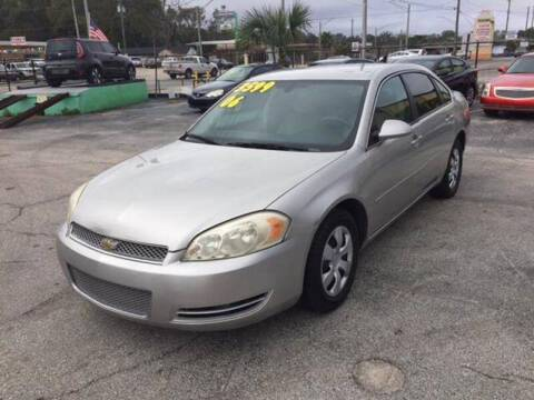 2006 Chevrolet Impala for sale at Castle Used Cars in Jacksonville FL