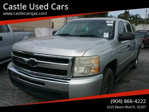 2011 Chevrolet Silverado 1500 for sale at Castle Used Cars in Jacksonville FL