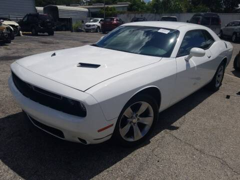 2015 Dodge Challenger for sale at Castle Used Cars in Jacksonville FL