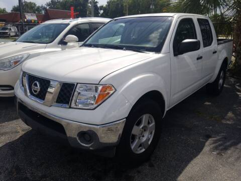 2006 Nissan Frontier for sale at Castle Used Cars in Jacksonville FL