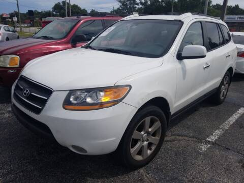 2009 Hyundai Santa Fe for sale at Castle Used Cars in Jacksonville FL