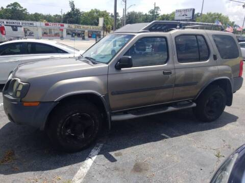 2003 Nissan Xterra for sale at Castle Used Cars in Jacksonville FL