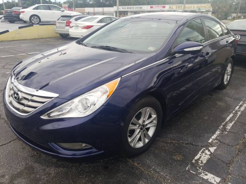 2014 Hyundai Sonata for sale at Castle Used Cars in Jacksonville FL