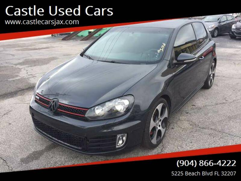 2012 Volkswagen GTI for sale at Castle Used Cars in Jacksonville FL