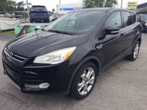 2013 Ford Escape for sale at Castle Used Cars in Jacksonville FL