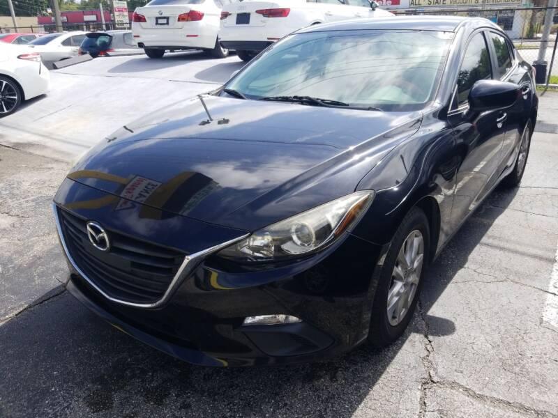2014 Mazda MAZDA3 for sale at Castle Used Cars in Jacksonville FL