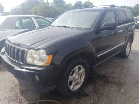 2005 Jeep Grand Cherokee for sale at Castle Used Cars in Jacksonville FL