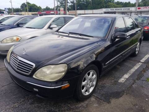 2002 Mercedes-Benz S-Class for sale at Castle Used Cars in Jacksonville FL