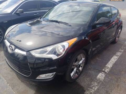 2012 Hyundai Veloster for sale at Castle Used Cars in Jacksonville FL