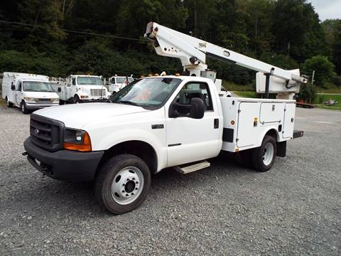 2000 Ford F-450 for sale in Harman, WV