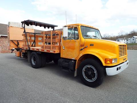1996 International 4700 for sale in Harman, WV