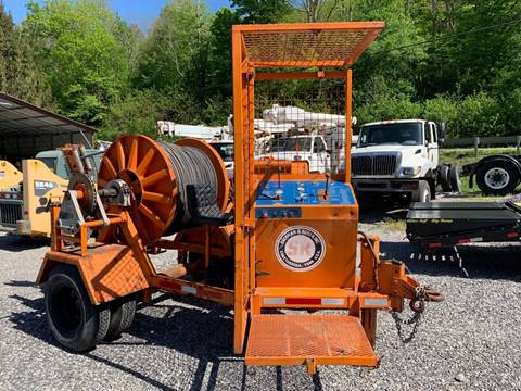 1992 Sherman Reilly Cable Puller Tensioner for sale in Harman, WV
