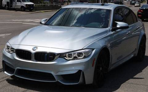 BMW M For Sale In Connecticut Carsforsalecom - Bmw 2015 m3 for sale