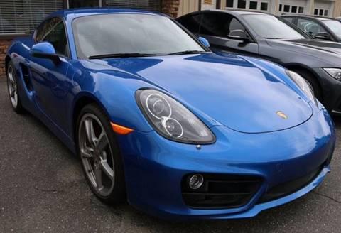 2016 Porsche Cayman for sale in Naugatuck, CT