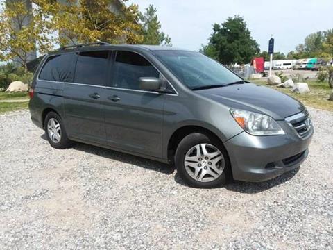 2007 Honda Odyssey for sale in Perth Amboy, NJ