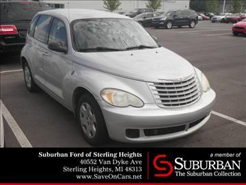2006 Chrysler PT Cruiser for sale in Sterling Heights, MI