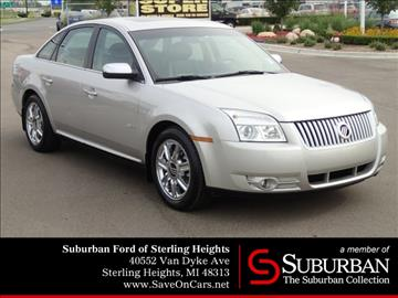 2008 Mercury Sable for sale in Sterling Heights, MI