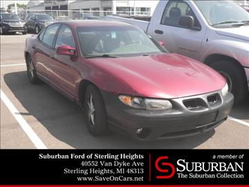 2000 Pontiac Grand Prix for sale in Sterling Heights, MI