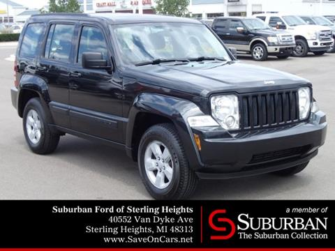 2012 Jeep Liberty for sale in Sterling Heights, MI
