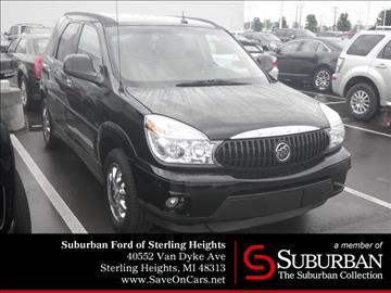 2007 Buick Rendezvous for sale in Sterling Heights, MI