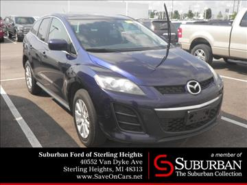 2011 Mazda CX-7 for sale in Sterling Heights, MI