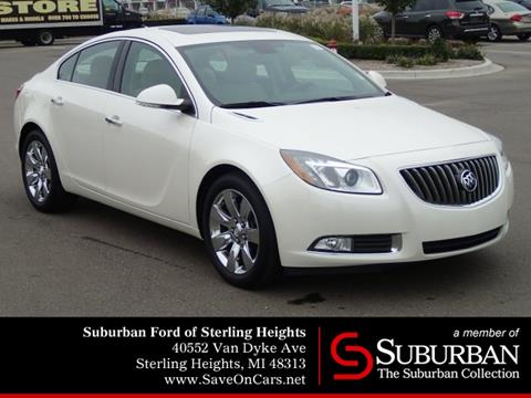 2013 Buick Regal for sale in Sterling Heights, MI