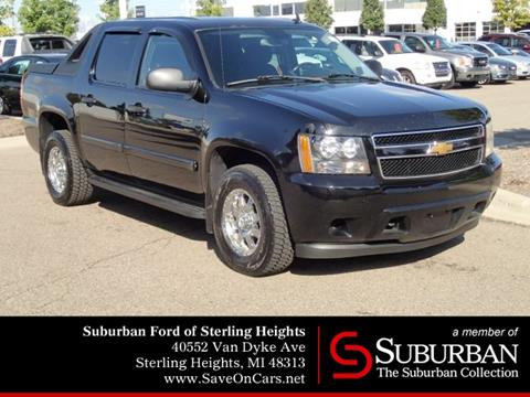 2007 Chevrolet Avalanche for sale in Sterling Heights, MI
