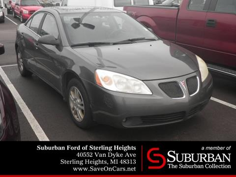 2005 Pontiac G6 for sale in Sterling Heights, MI