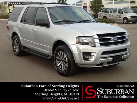 2015 Ford Expedition for sale in Sterling Heights, MI