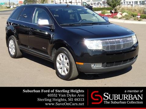 2007 Lincoln MKX for sale in Sterling Heights, MI