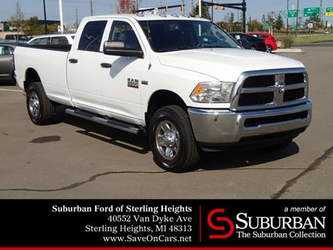 2014 RAM Ram Pickup 2500 for sale in Sterling Heights, MI